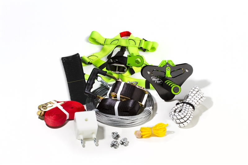 Choosing the Right Zip Line Kit